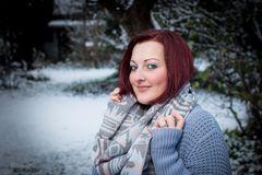 Julia @ Spontan Schnee Shooting