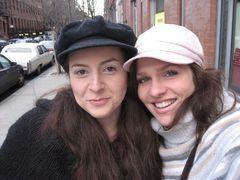 Julia und Jessi