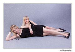 Julia und Kathrin