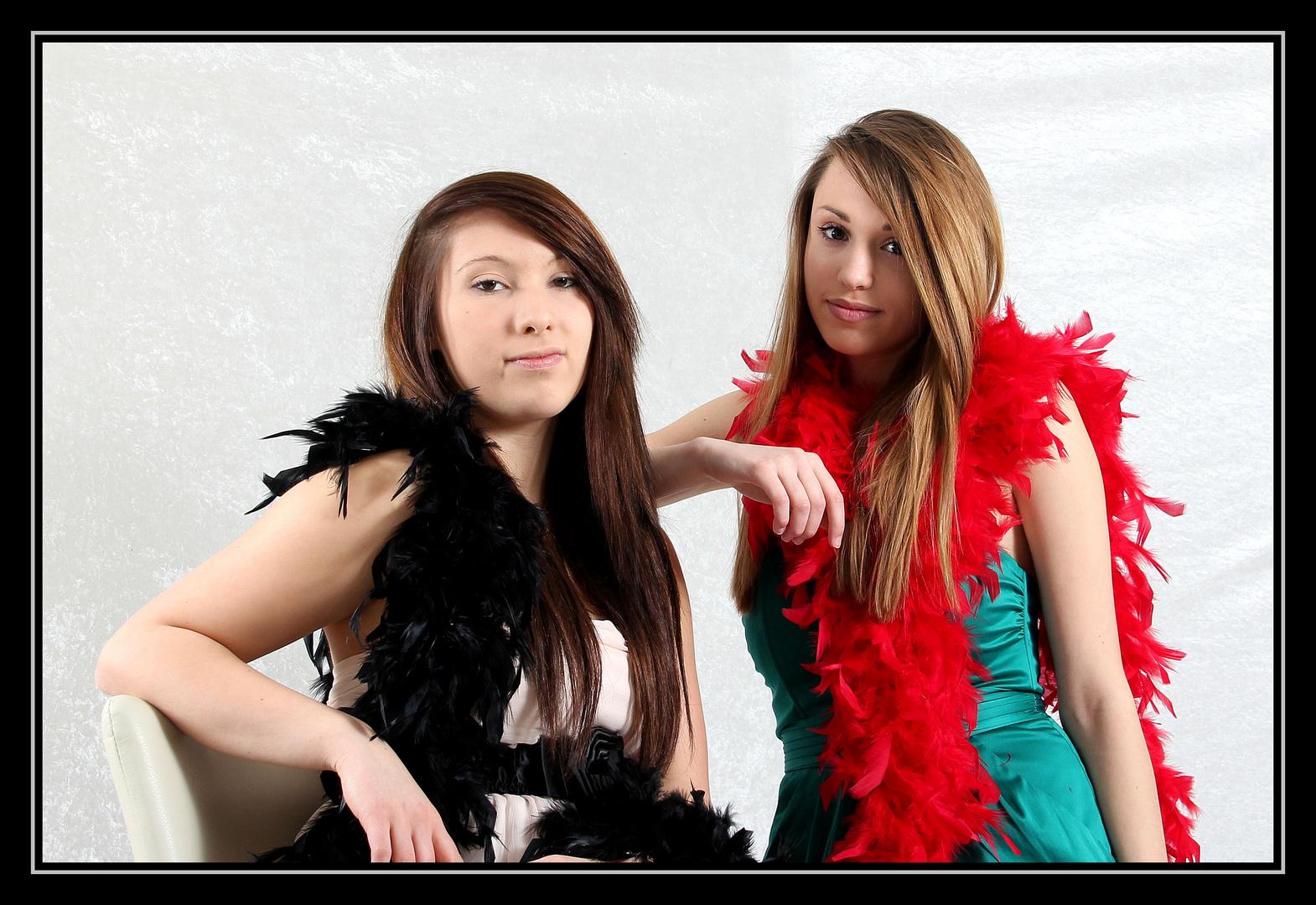 Julia und Verena 01