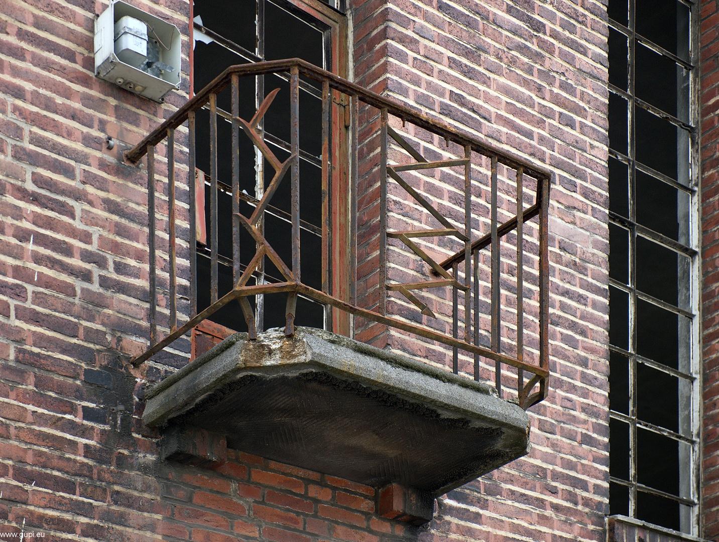Julias Balkon?