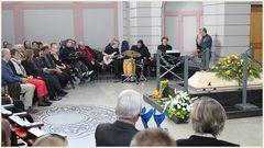 JULIUS PISCHL Trauerfeier 20.09.2012