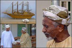 Juma, der Dhowfahrer und eine unglaubliche Geschichte