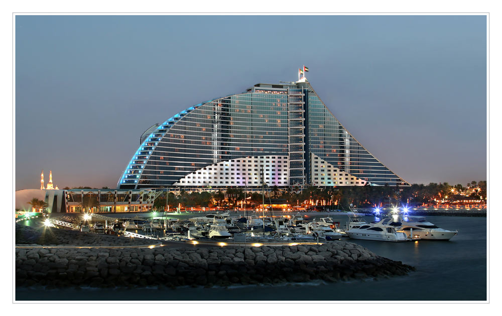 "Jumeirah Beach Hotel ""Marina"""