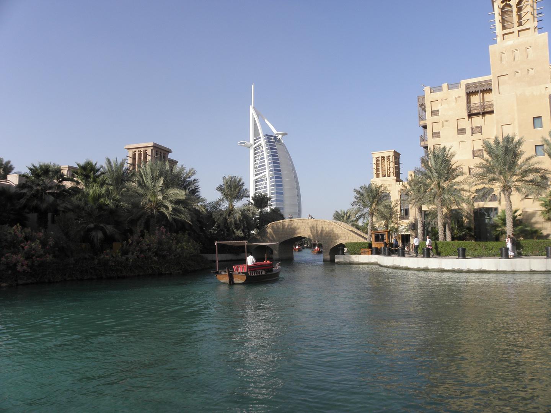 Jumirah City Venese of UAE