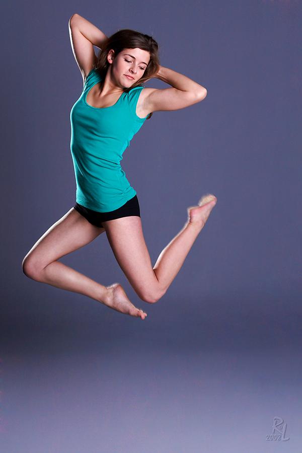 ''jump'' --- Anja #001