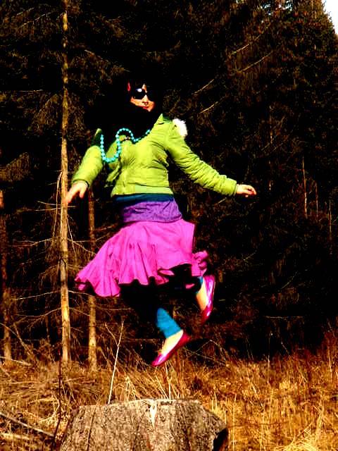 jump around ....