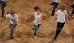Jump Style - Formation der Tanzschule Steng 1/2