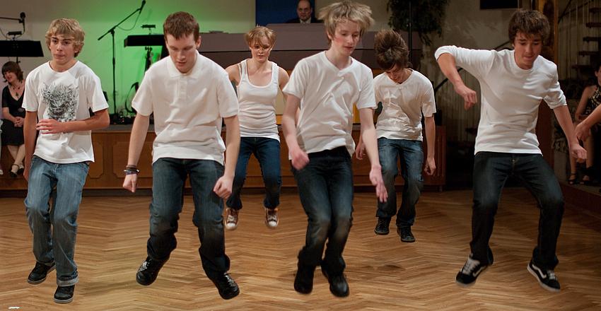 Jump Style - Formation der Tanzschule Steng 2/2