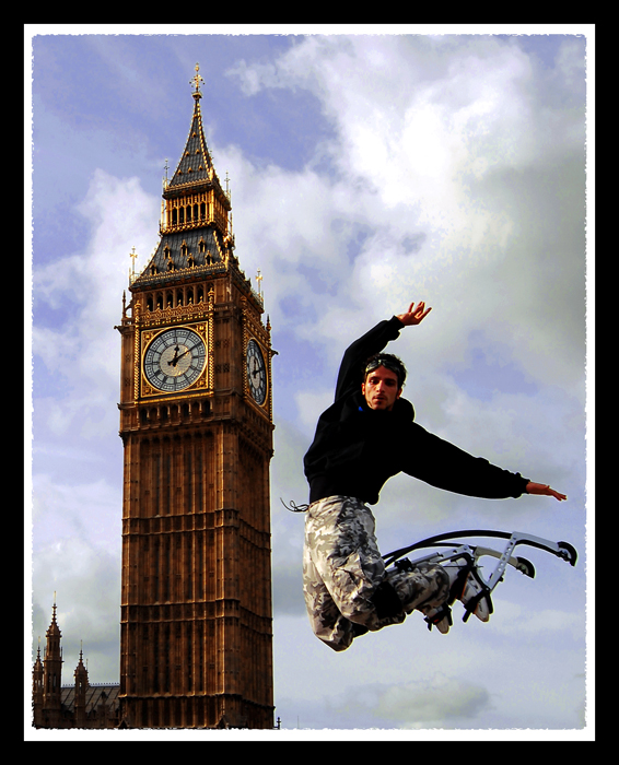 Jump to London