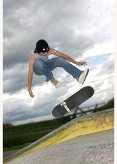 *jumping*