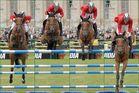 Jumping de Chantilly 2009