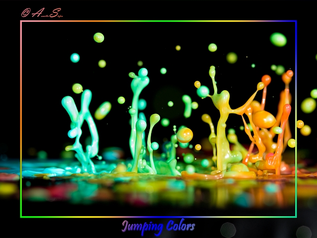 Jumping Milk-Colors