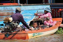 Junge in Cambodia Ca-20-93-col +7Fotos