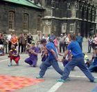 Junge Männder der Stadt Wien
