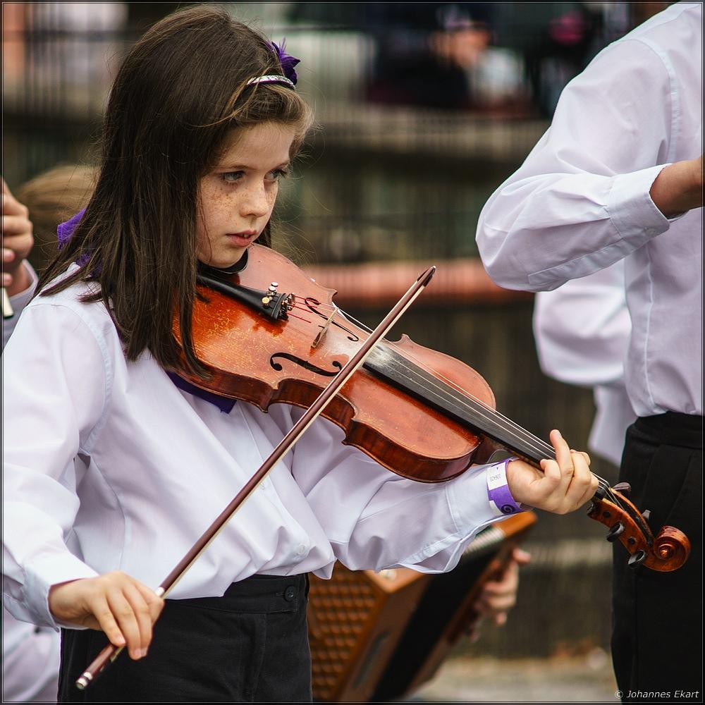 Junge Musiker III