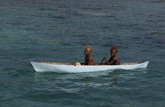 Junge Seeleute