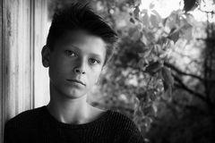 Jungenportrait