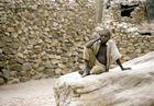 Junger Dogon in Mali