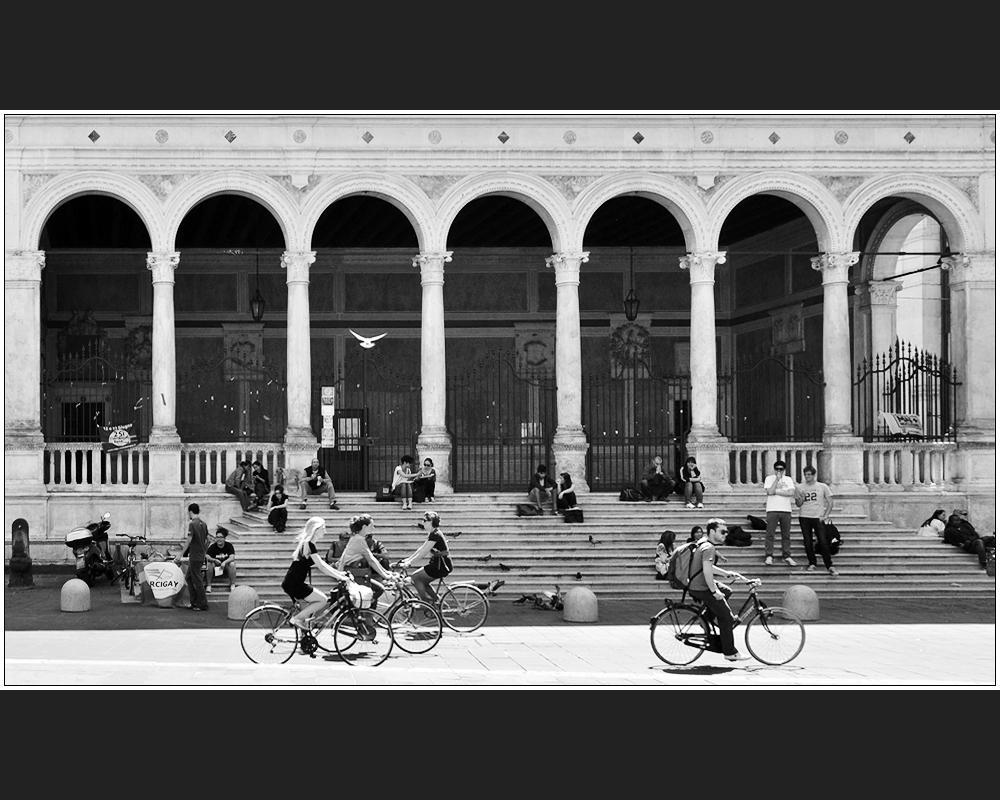 Junges altes Padova