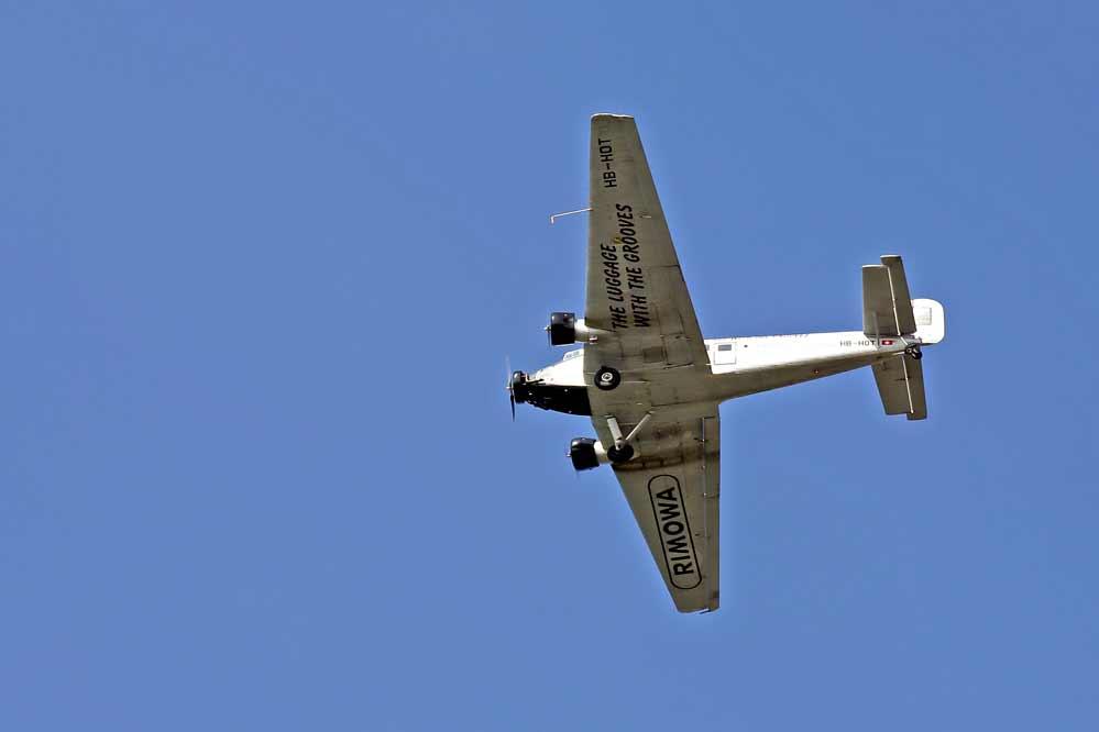 Junkers JU-52 <> HB-HOT