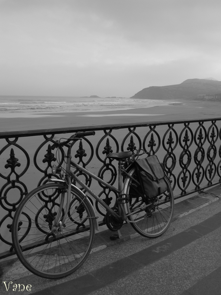 ... junto al mar ...