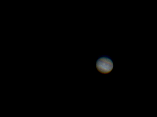 Jupiter im CS addiert.
