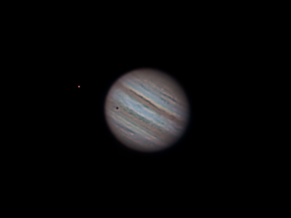 Jupiter mit Io 20.8.2011 [V2]