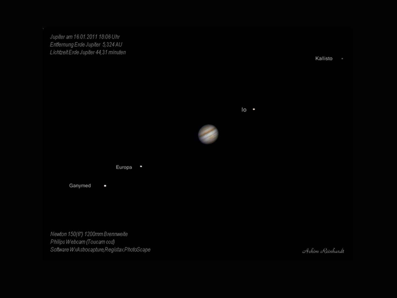 Jupiter und Monde version 2