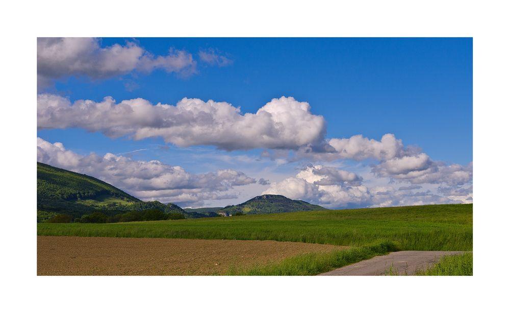 Jura Wolken