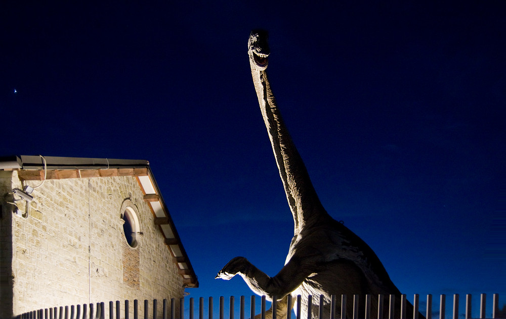 Jurassic Napoli...