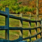 just a fence