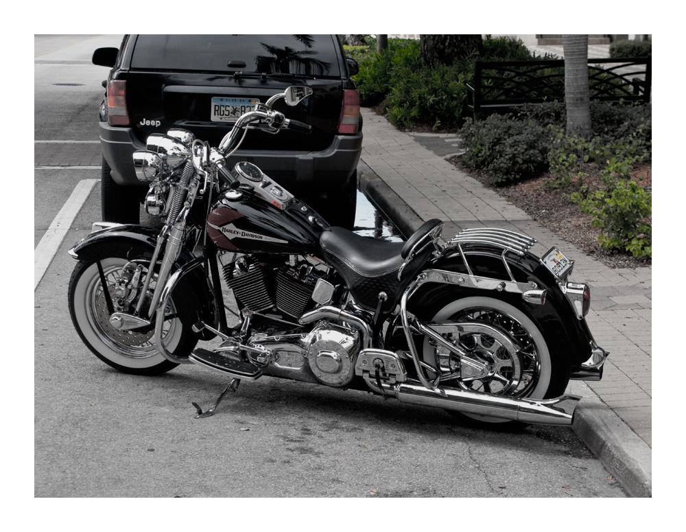 Just a Harley :-)