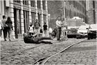 Just Another Day in DUMBO - a Brooklyn Moment