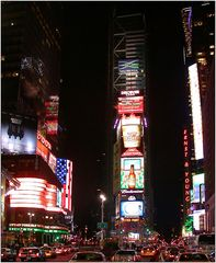Just another Times Square picture...