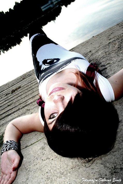 Just laying...thinking...feeling