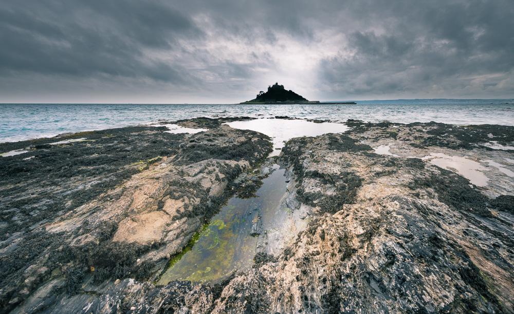 Just light      St Michels | Cornwall | UK