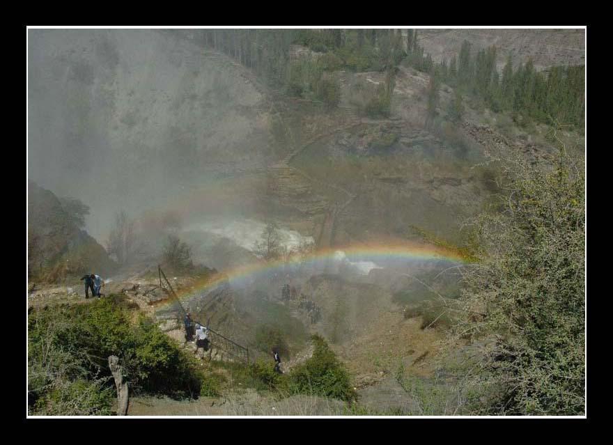 Just Make a Wish Under a Rainbow