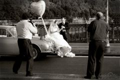 """""""Just married.."""""""