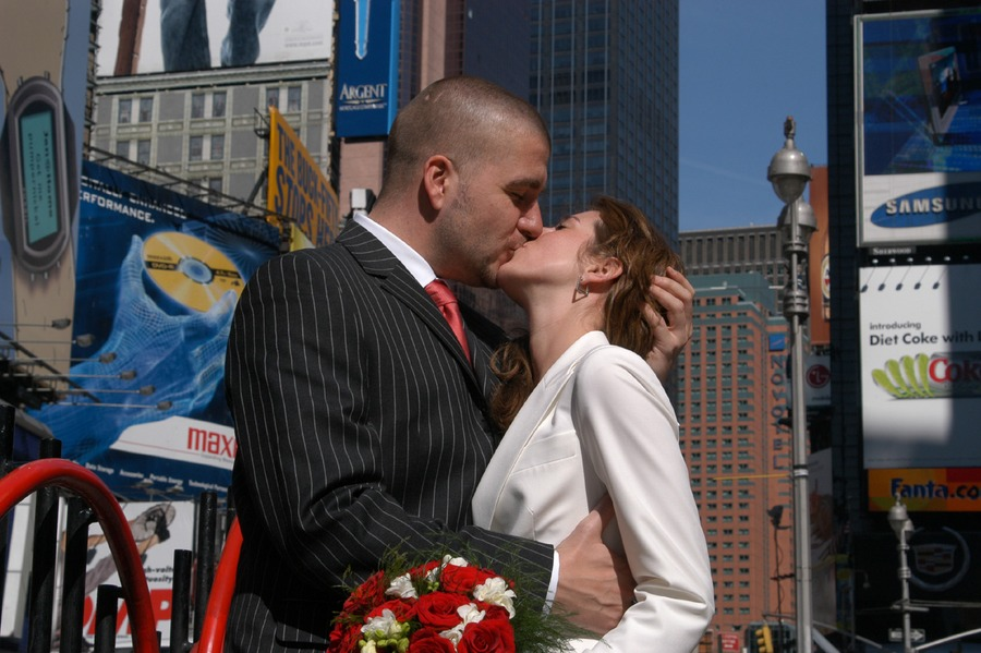 just married ! ! !