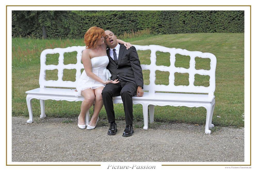 Just Married - der erste Tag