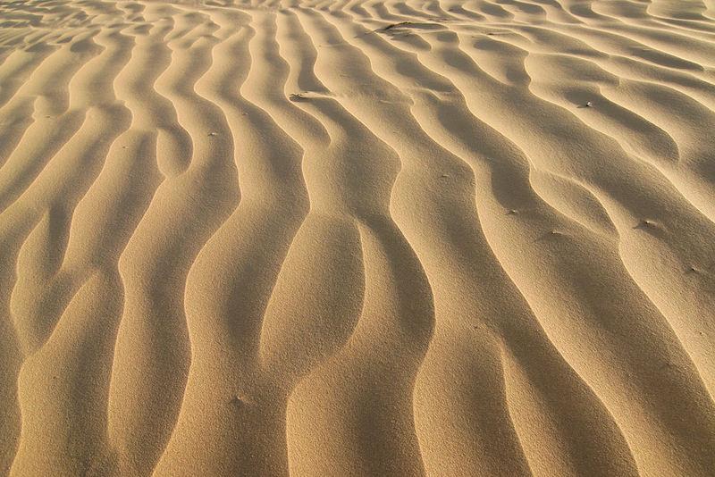 Just Sand...