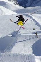 just skiing..