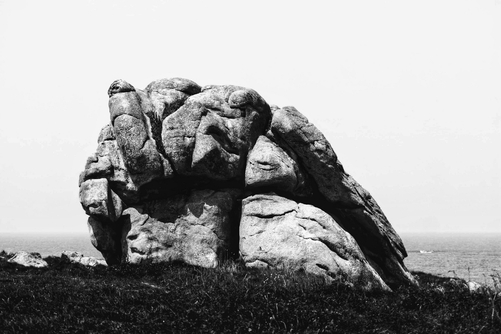 Juste un rocher......