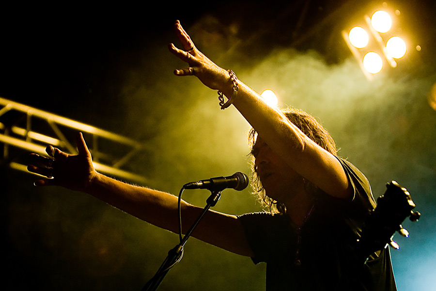 Justin Sullivan (New Model Army)