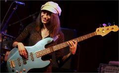 Justine Gardner-Todd Wolfe Band