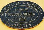 Justo Sierra aus Bergen