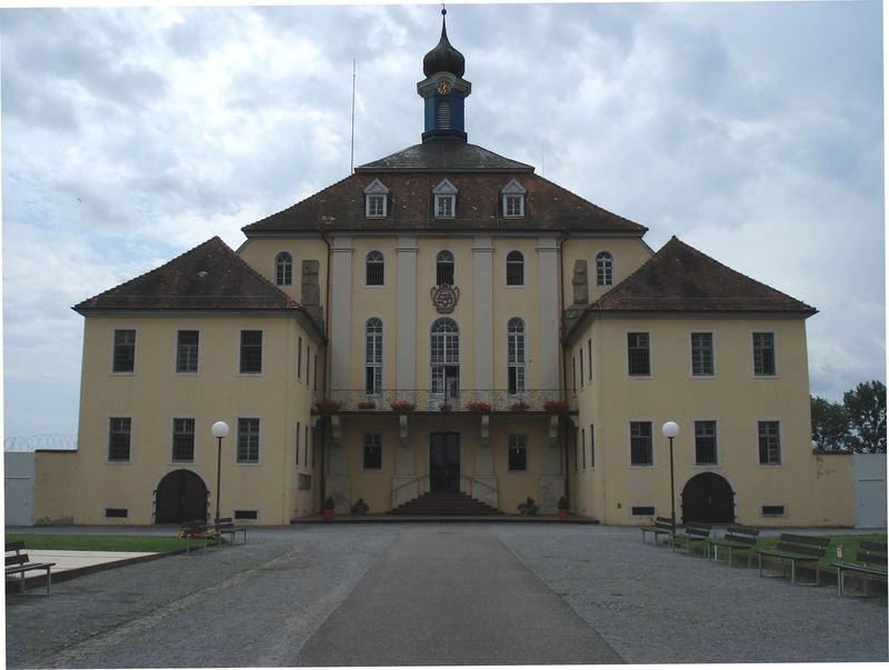 JVA Schloß Kislau