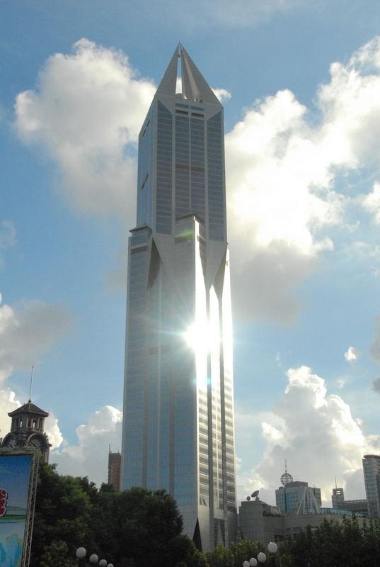 JW Marriott in Shanghai