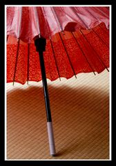 Jyanome Kasa [Japanese Old Umbrella]